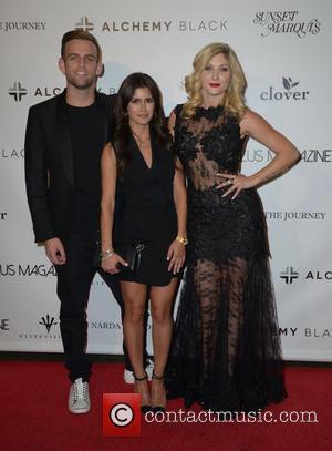 Jonny Drubel, Roxy Sowlaty and Taylor-ann Hasselhoff
