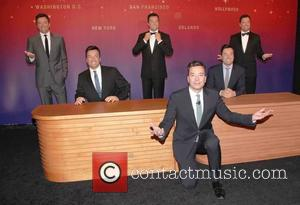 Madame Tussauds, Jimmy Fallon, The Tonight Show