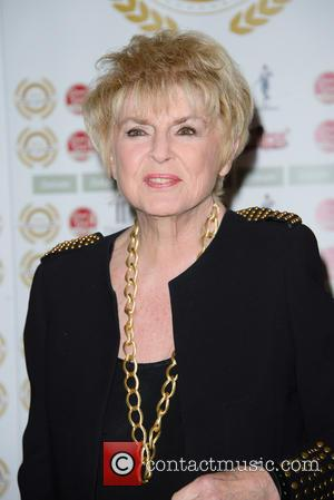 Gloria Hunniford - National Film Awards at Porchester Hall - Arrivals - London, United Kingdom - Tuesday 31st March 2015