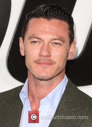 Luke Evans - A host of stars were snapped as they attended the world premiere of