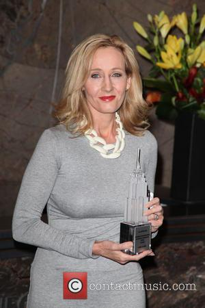 JK Rowling Announces 'Harry Potter and the Cursed Child' for 2016