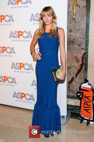 Jessica Hart - 18th Annual ASPCA Bergh Ball at The Plaza Hotel - New York, New York, United States -...