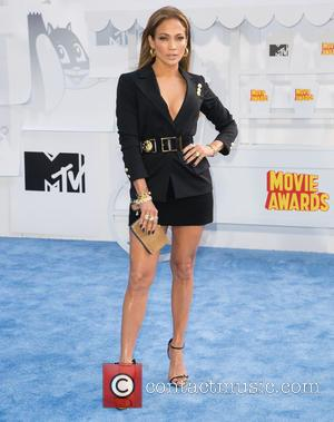 Jennifer Lopez - A variety of stars were photographed as they arrived for the 2015 MTV Movie Awards which were...