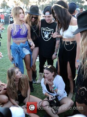 Kendall Jenner, Sarah Ferguson, Hailey Baldwin and Gigi Hadid - Kendall Jenner, Stacy Ferguson, and Hailey Baldwin meetup with Gigi...