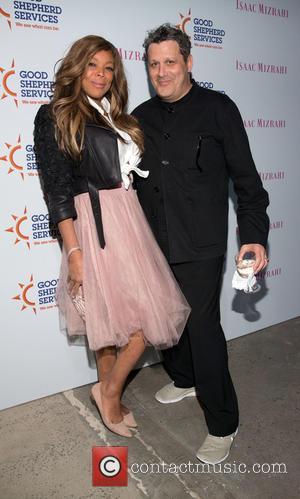 Wendy Williams and Isaac Mizrahi