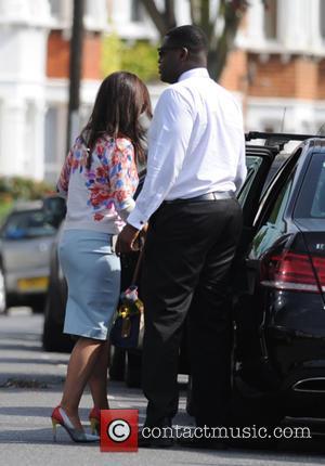 Susanna Reid - Susanna Reid out in South London - London, United Kingdom - Thursday 16th April 2015