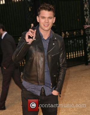 Jeremy Irvine - Burberry 'London in Los Angeles' - Arrivals