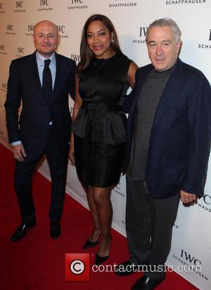 George Kern, Grace Hightower and Robert De Niro