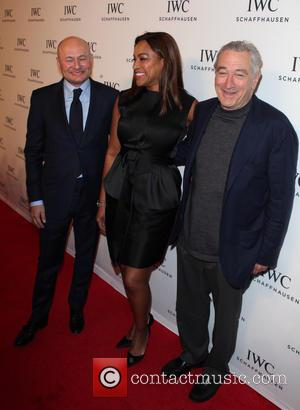 George Kern, Grace Hightower and Robert De Niro