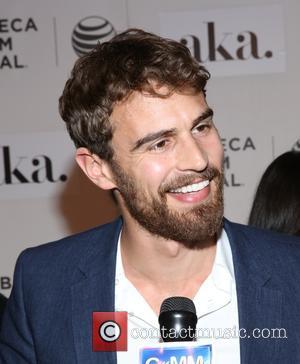 Theo James, Tribeca Film Festival