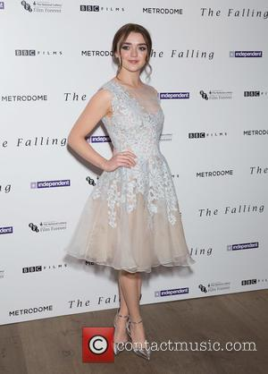 Maisie Williams - A variety of celebrities were photographed at the premiere gala screening of movie, drama 'The Falling' which...