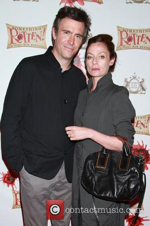 Jack Davenport and Michelle Lopez