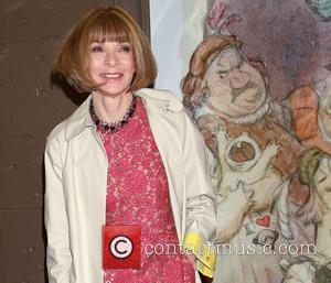 Anna Wintour - A variety of stars were snapped as they arrived for the opening night of Broadway's new msuical,...