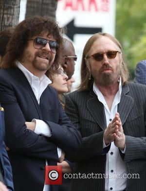 Jeff Lynne and Tom Petty