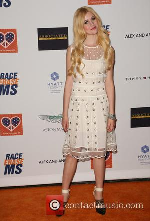 Katherine McNamara - Celebrities attend 22nd annual Race To Erase MS at Hyatt Regency Century Plaza. at Hyatt Regency Century...