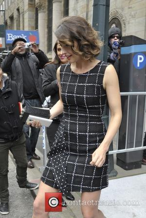 Cobie Smulders - Variety's Power of Women: New York luncheon - Manhattan, New York, United States - Friday 24th April...