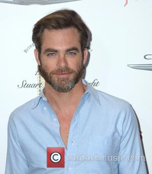 Chris Pine Signs On As Wonder Woman's Steve Trevor