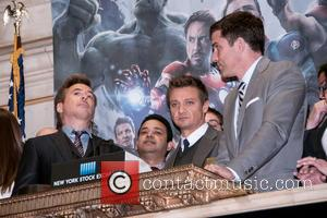 Jeremy Renner, Robert Downey Jr