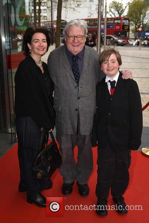 Sir Alan Parker - Bugsy Malone - press night & afterparty