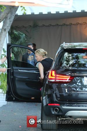 Charlize Theron, Chateau Marmont