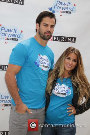 Jesse James, Eric Decker and Jessie James