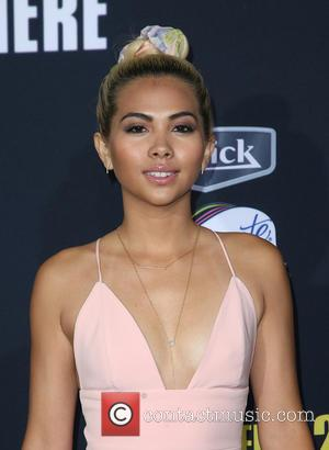 Hayley Kiyoko - A host of stars were photographed as they arrived for the Los Angeles Premiere of the comedy...
