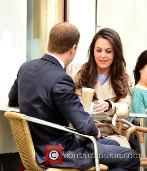 Prince William look-a-like, Catherine and Duchess of Cambridge look-a-like - Prince William and Catherine, Duchess of Cambridge Royal look-a-likes film...