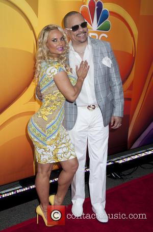 Coco Austin , Ice T - 2015 NBC Upfront Presentation at Radio City Music Hall - New York, New York,...