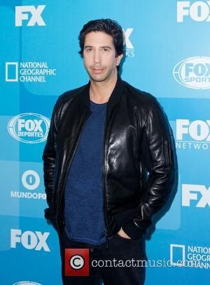 David Schwimmer: 'Friends Fame Made Me Want To Hide Under A Cap'
