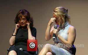 Susan Sarandon and Kelli Garner