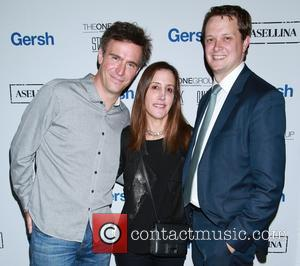 Jack Davenport, Leslie Siebert and Guest