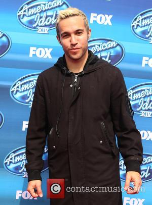 Pete Wentz - A variety of stars were photographed as they arrived for the 2015 American Idol XIV Grand Finale...