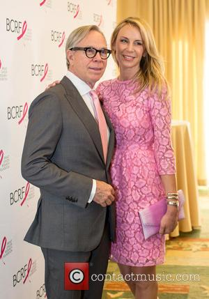 Tommy Hilfiger and Dee Oclepppo Hilfiger - A host of celebrities were photographed as they attended the Breast Cancer Research...