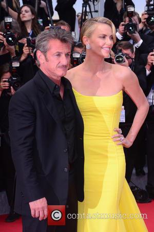 Sean Penn, Cannes Film Festival, Charlize Theron