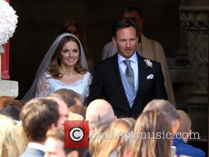 Geri Halliwell To Be Walked Down The Aisle By Three Baby Baby Spices