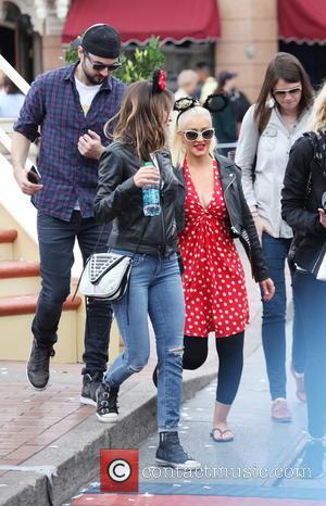 Disneyland, Christina Aguilera