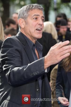 George Clooney - A host of stars were snapped as they arrived for the European premiere of 'Tomorrowland: A World...