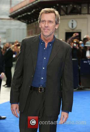 Hugh Laurie, Odeon Leicester Square, Tomorrowland