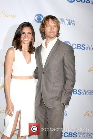 Daniela Ruah and Eric Christian Olsen
