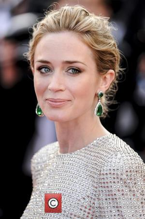 Emily Blunt - A variety of stars were photographed at the 68th Annual Cannes Film Festival as they attended the...