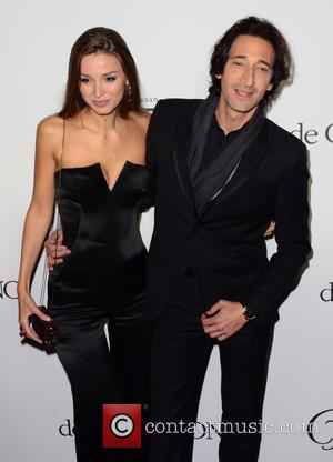 Adrien Brody and Lara Lieto - A variety of stars were photographed at the 68th Annual Cannes Film Festival as...
