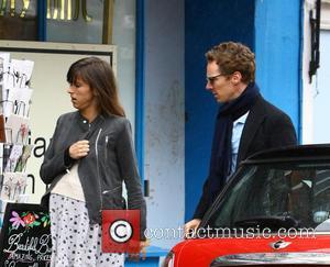 Benedict Cumberbatch Receives CBE for Services to Drama