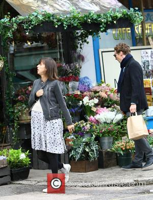 Benedict Cumberbatch and Sophie Hunter - British actor Benedict Cumberbatch who recently starred in the biopic 'The Imitation Game' and...