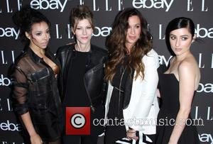 Tinashe, Editor-in-chief At Elle Magazine Robbie Myers, Alanis Morissette and Banks