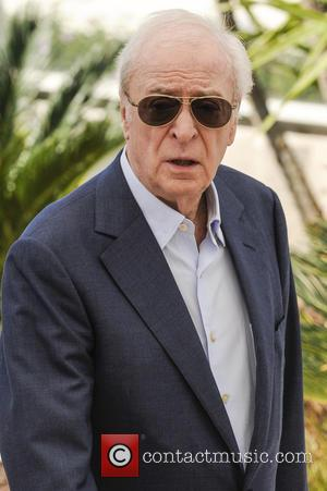 Michael Caine Despairs at 'Discotheques' at Cannes Film Festival