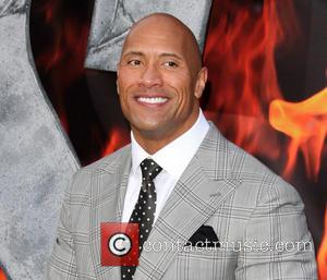 Dwayne Johnson Meets Young Offenders At Bootcamp