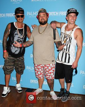 Pauly D, Chumlee and Mikey P