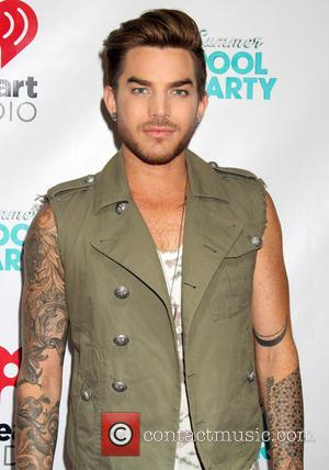 Adam Lambert - iHeartRadio Summer Pool Party held at Caesars Palace Pool inside Caesars Palace Hotel & Casino at Caesars...