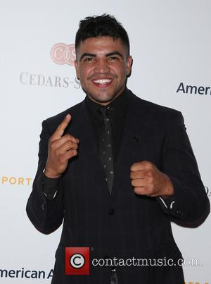 Victor Ortiz Arrested For Alleged Assault