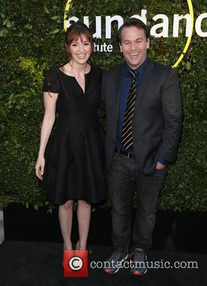 Marielle Heller and Mike Birbiglia